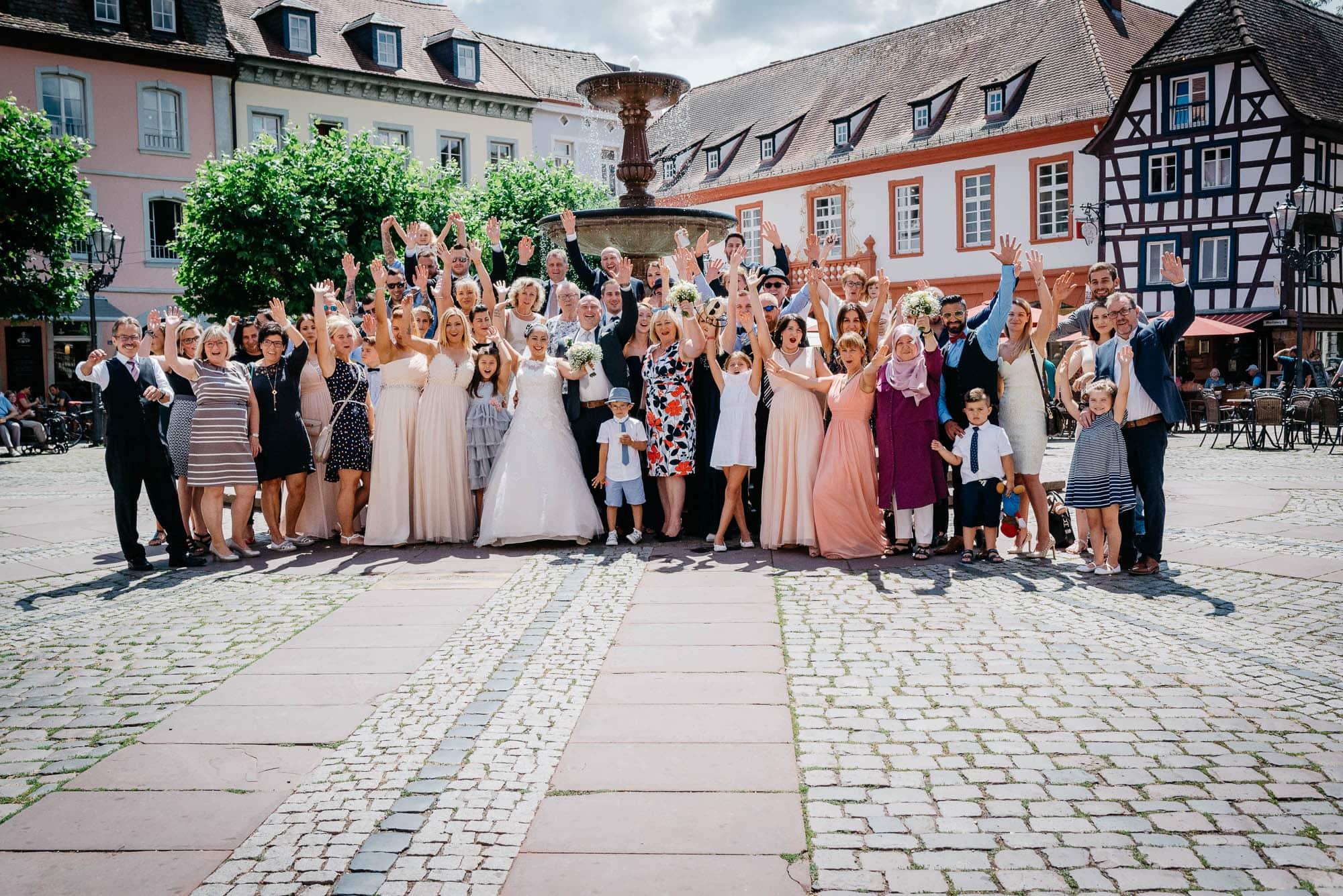 Hochzeit in Neustadt an der Weinstraße - Dr. Welsch-Terrasse