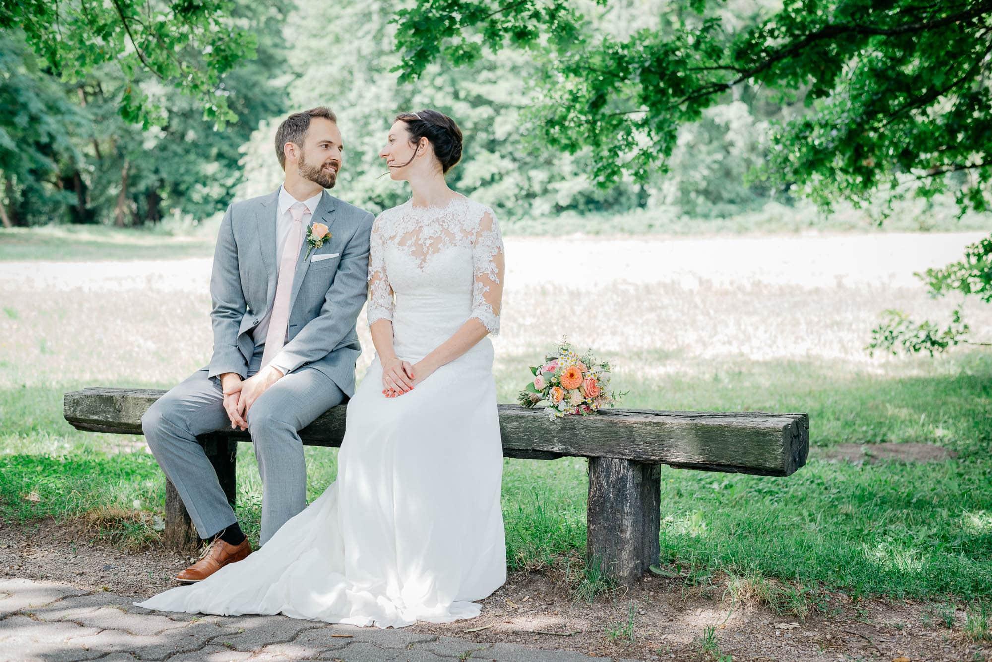 Tina & Dominik - Hochzeit in Haßloch in der Pfalz