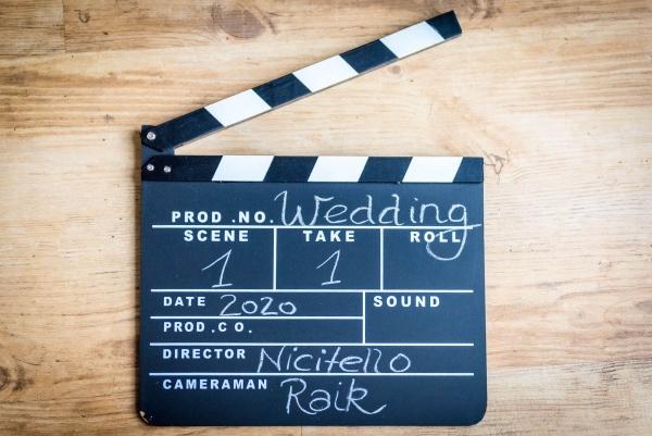 Hochzeitsfilme runden die Reportage erst richtig ab