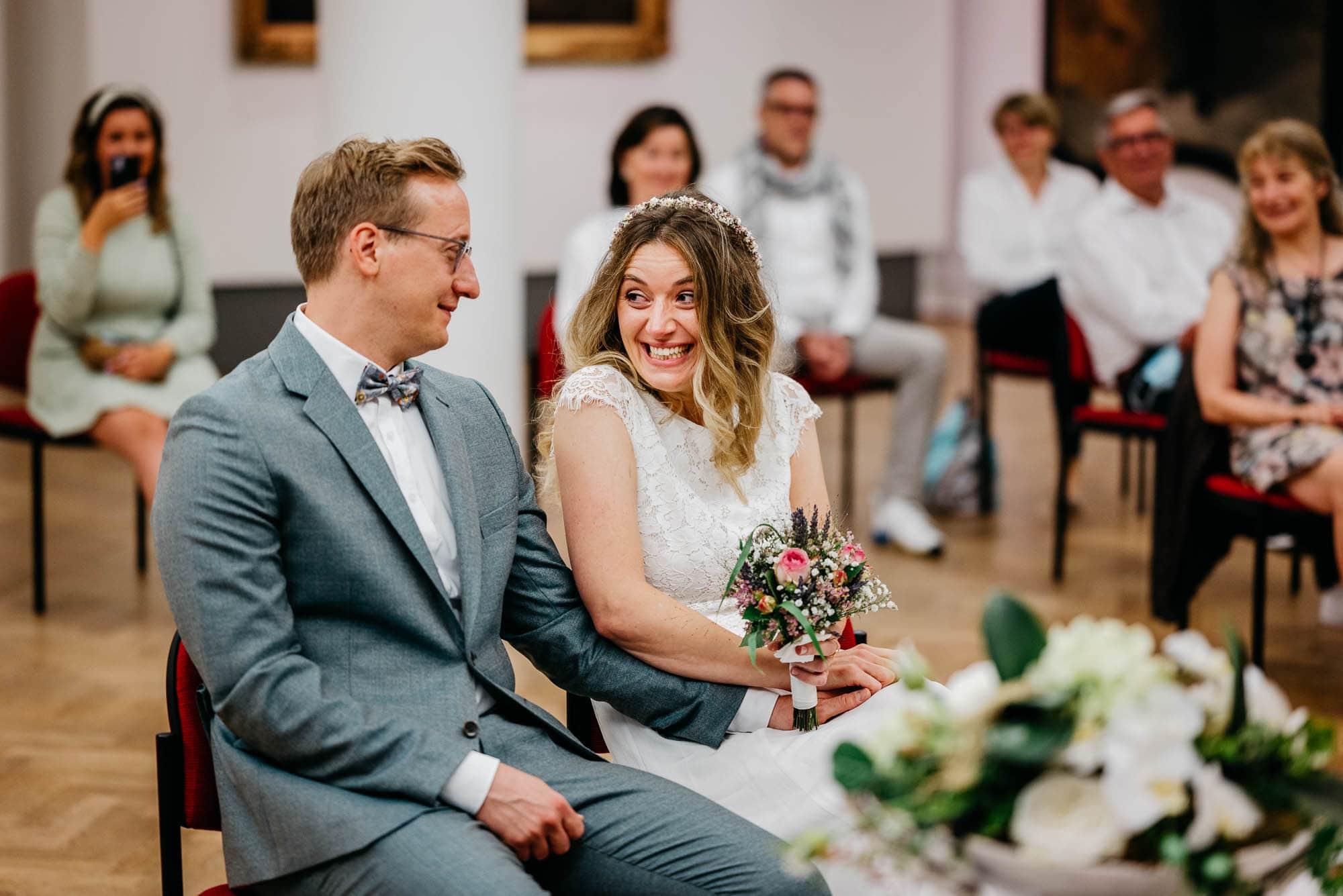 standesamtliche Hochzeit Mannheim - Reiss Engelhorn Museum